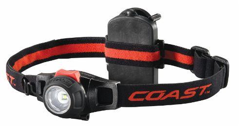 Coast HL7 Focusing 285 Lumen LED Headlamp.