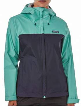 Patagonia Torrentshell jacket for women.