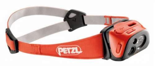 Petzl Tikka R+ Headlamp.