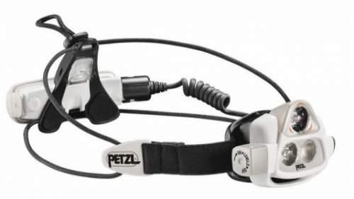 Petzl NAO Reactive Lighting headlamp.