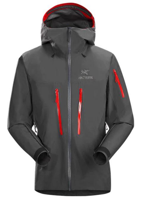 Arc'teryx Men's Alpha SV Jacket.