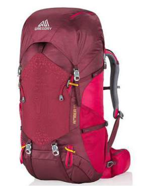 Gregory Amber 44 pack for women.