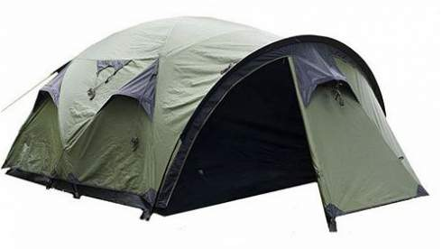 Snugpak 92894 The Cave 4 Person Tent.