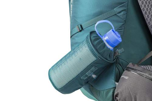 The side bottle holster.