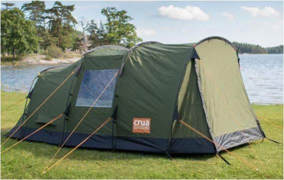 Crua Tri 3 Person Thermo Insulated Tent.