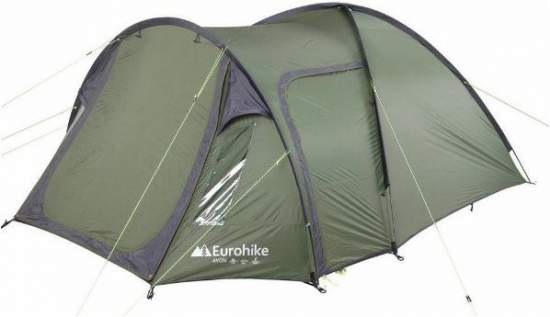 Eurohike Avon Deluxe tent.