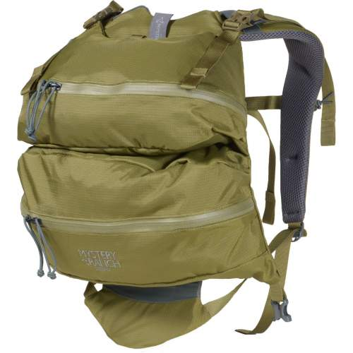 The daypack - front view.