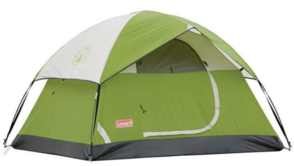Coleman Sundome 2 Tent.