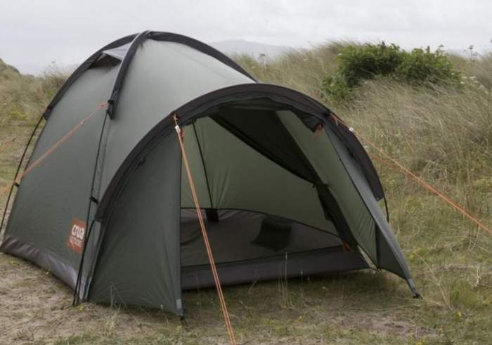 Crua Duo Dome Tent.