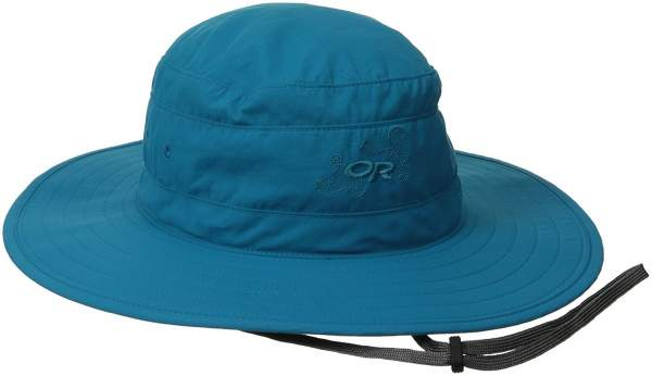 Outdoor Research Women's Solar Roller Hat.