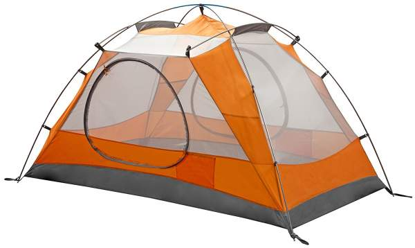 The Mistral 300 tent without fly.