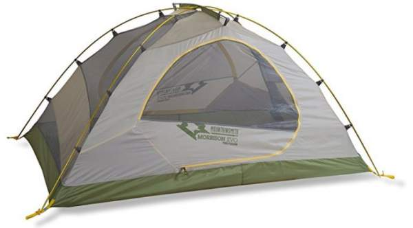Mountainsmith Morrison Evo 2 Tent shown without the fly.