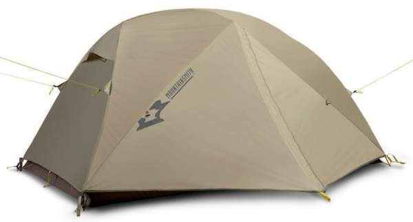 Mountainsmith Vasquez Peak 3 person tent with footprint.