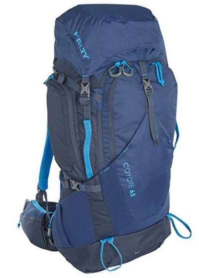 Kelty Coyote 65 backpack for men.
