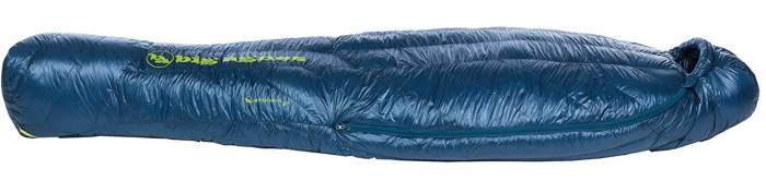 Big Agnes Hitchens UL 20 Sleeping Bag.
