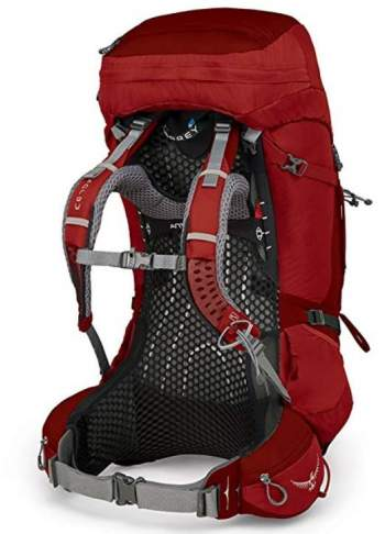 Osprey Atmos AG 65 Pack.