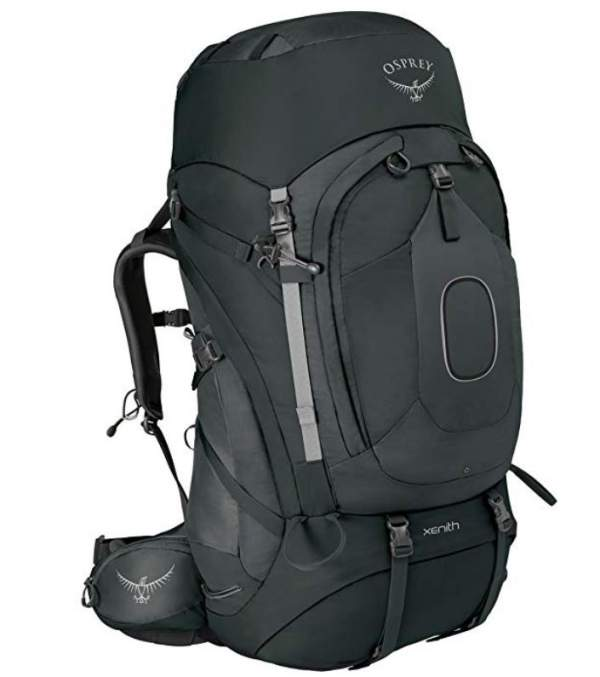Osprey Xenith 75 backpack.