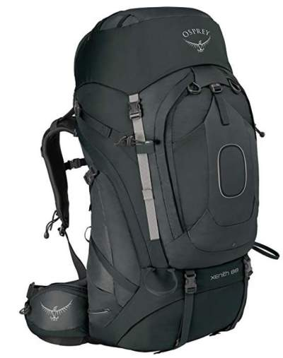Osprey Xenith 88 Pack.