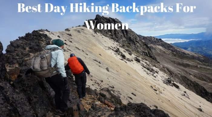 Best Day Hiking Backpacks For Women.