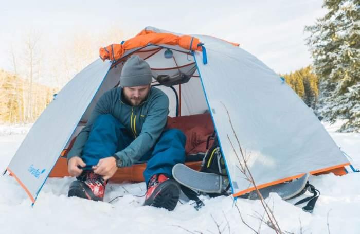 Eureka Mountain Pass 2 Tent.