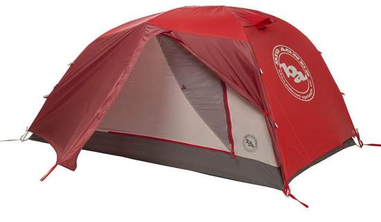 Big Agnes Copper Spur HV2 Expedition Tent.