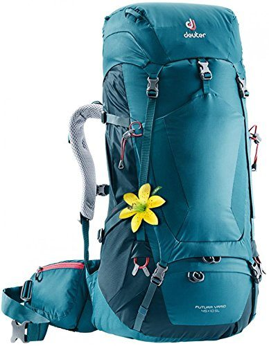Deuter Futura Vario 45+10 SL Hiking Backpack For Women.