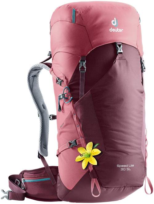 Deuter Speed Lite 30 SL pack for women.