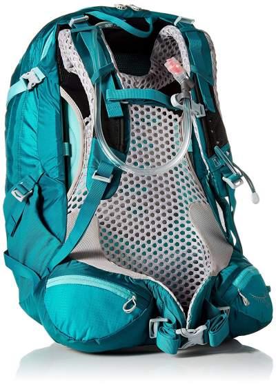 Osprey Mira AG 34 pack for women.