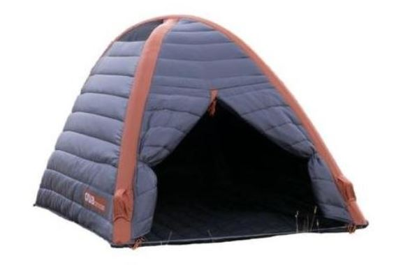 Crua Cocoon Insulated Dome Tent.