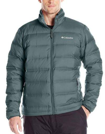 This is the inner jacket with a 650-down fill. It zips into the shell jacket.