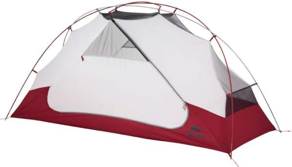 Elixir 1 tent shown without the fly.