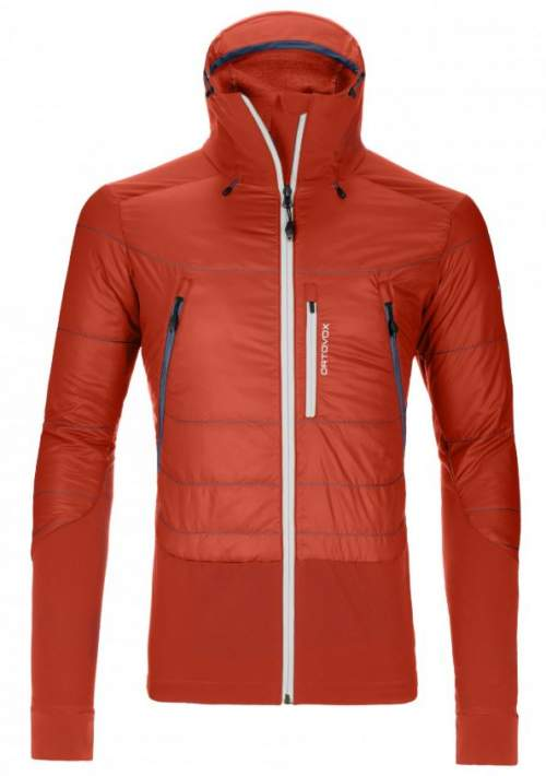 Ortovox Men's Piz Palu Jacket.