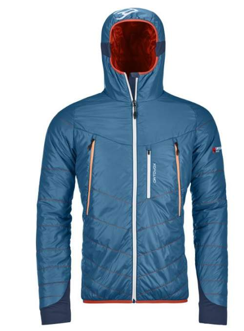 Ortovox Piz BOE Light Tec Insulated Jacket for men.