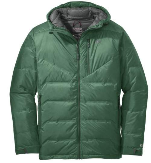 Outdoor Research Men's Floodlight Down Jacket.
