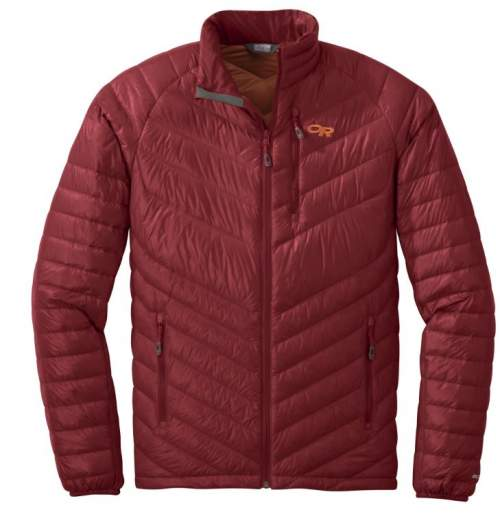Outdoor Research Men's Illuminate Down Jacket.