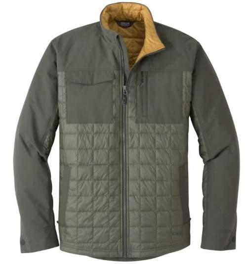 Outdoor Research Men's Prologue Refuge Jacket.