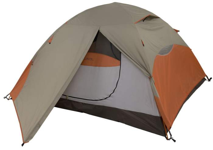 Alps Mountaineering Lynx 2 Person Tent.