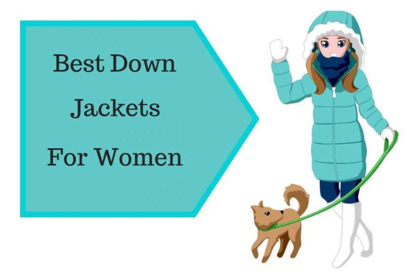 Best Down Jackets For Women.