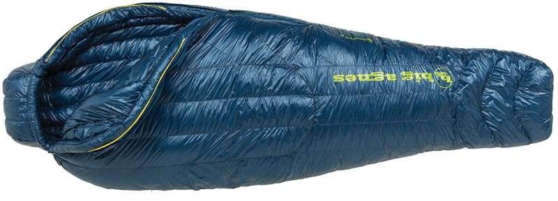 Big Agnes Flume UL 30 Degree Sleeping Bag.