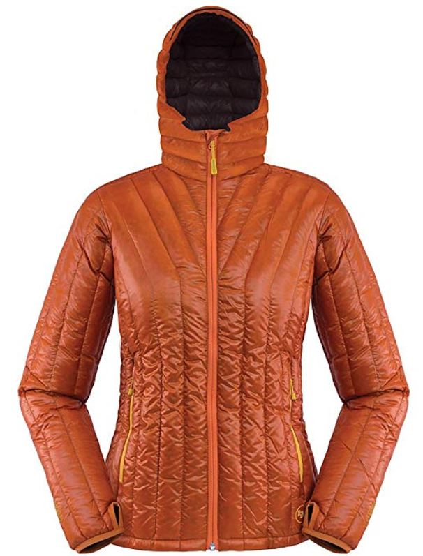Big Agnes Women's Shovelhead Hooded Jacket.