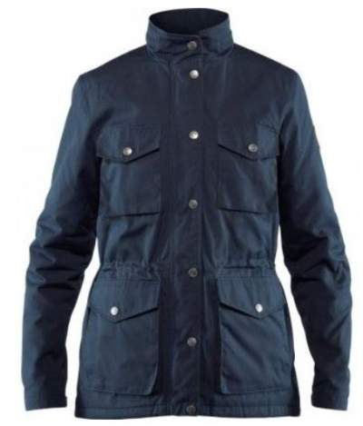 Fjallraven Women's Raven Padded Jacket.