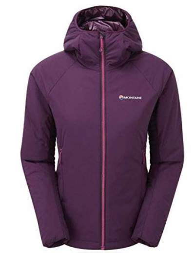 Montane Women's Prismatic Jacket.