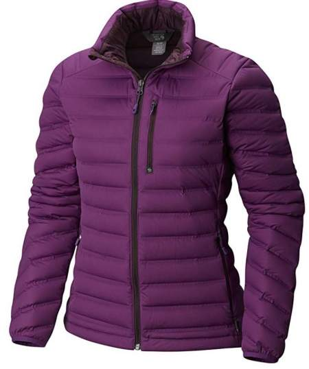 Mountain Hardwear StretchDown Jacket for women.