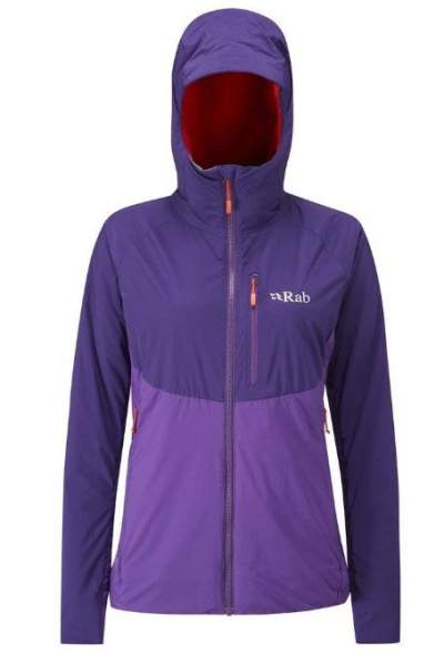 Rab Women's Alpha Direct Jacket.