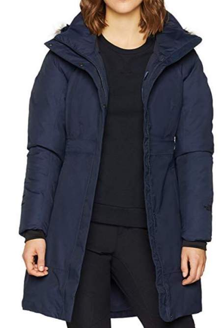The North Face Arctic Parka II.