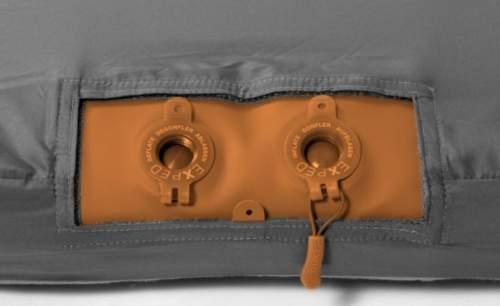 Flat valves design.