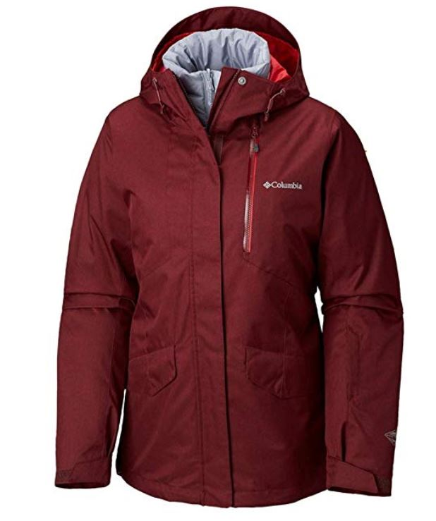 The shell waterproof and breathable jacket.