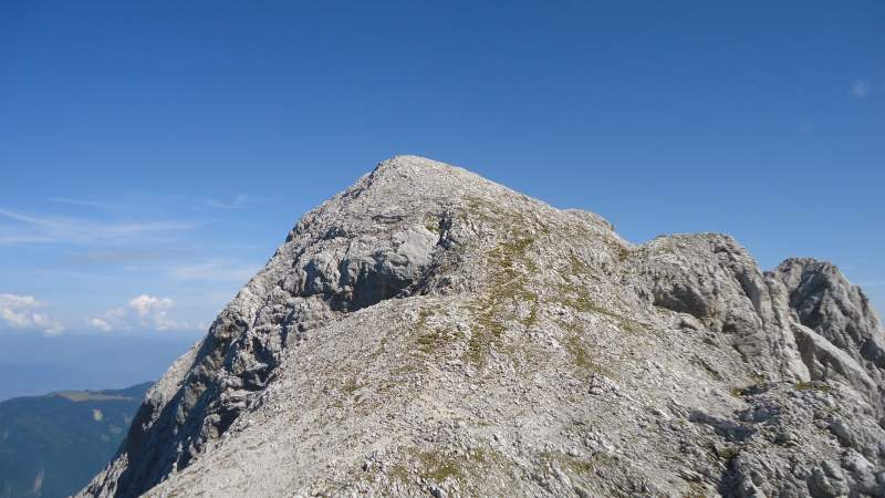 The summit of Lipnica.