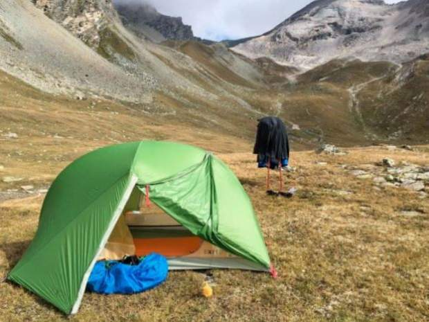 Exped Mira II HL Tent.