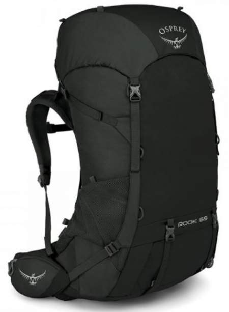 Osprey Rook 65 pack in one out of two colors.